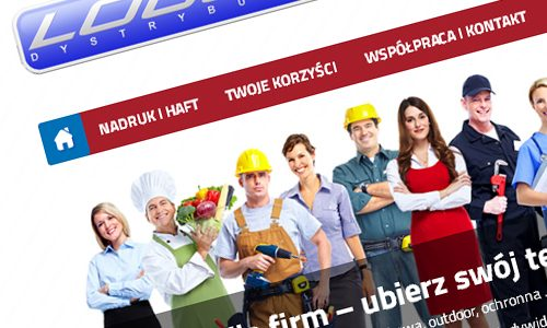 Strona Logos Dystrybucja