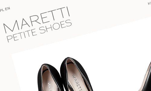 Maretti Petite Shoes