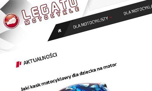 Legato Motocykle blog