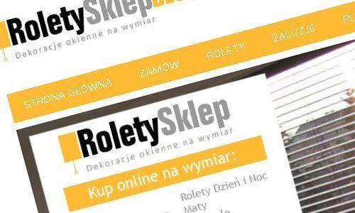 Rolety Sklep Blog