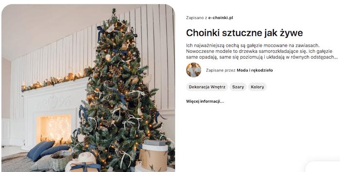tworzenie postów naplatformie Pinterest